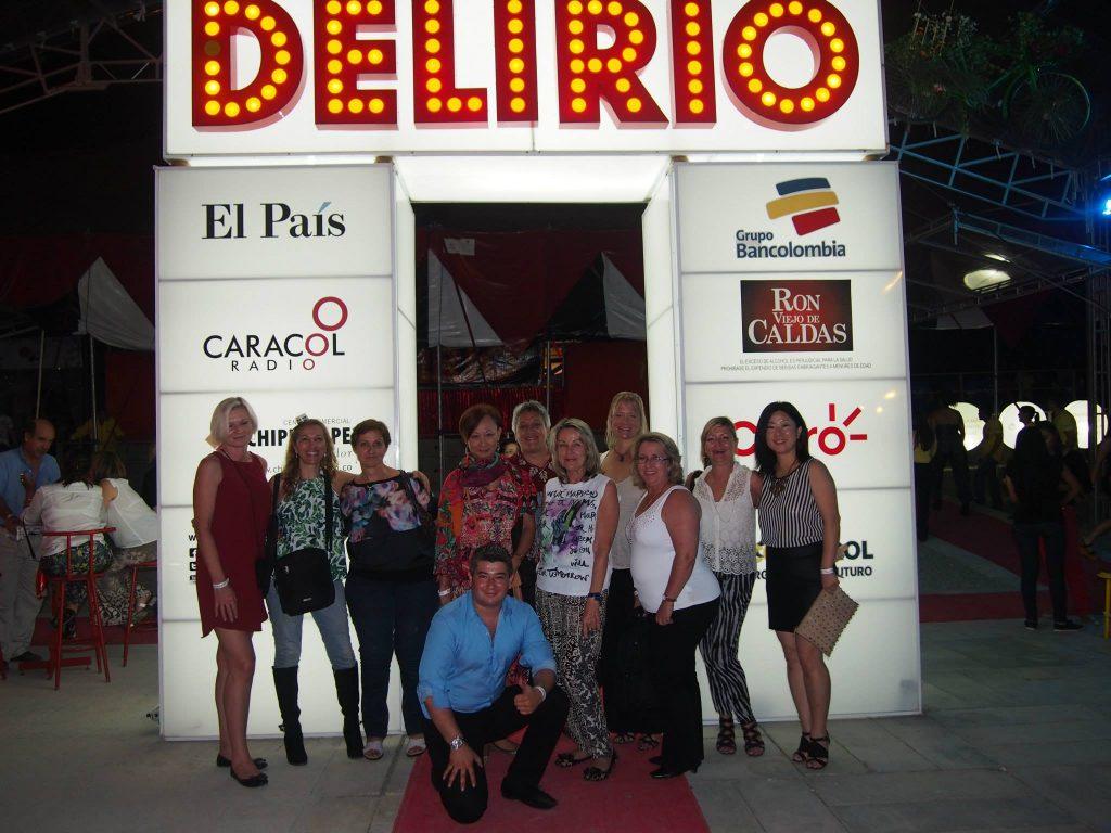 Delirio in Cali Colombia