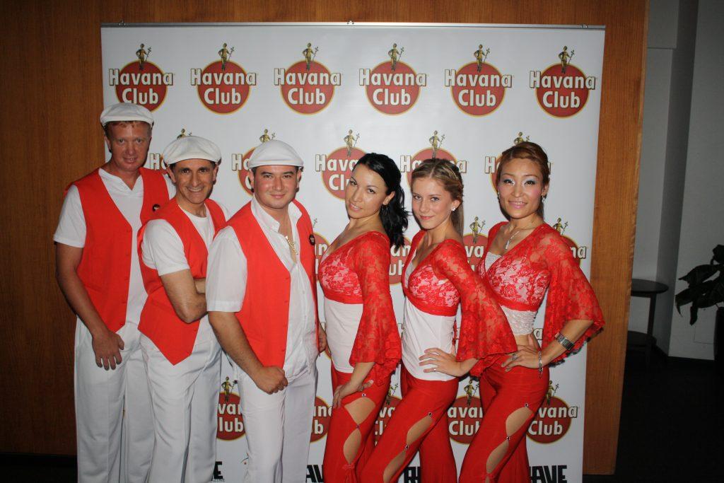 Havana Club Corporate Launch in Brisbane