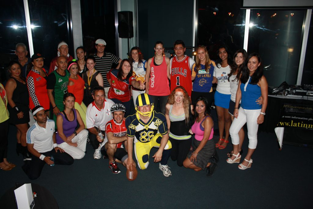 Q1 Party Sports Theme